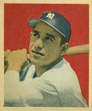 Bowman 1949 Baseball Cards Bbc Emporium