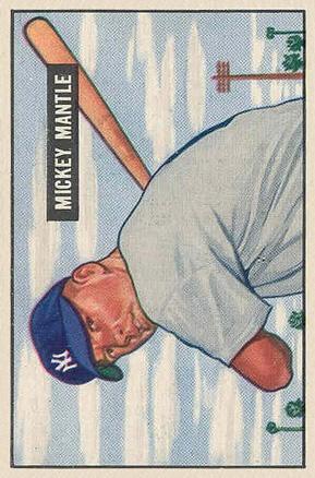 Bowman 1951 Baseball Cards Bbc Emporium
