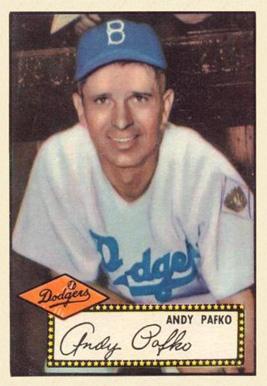 Topps 1952 Baseball Cards Bbc Emporium