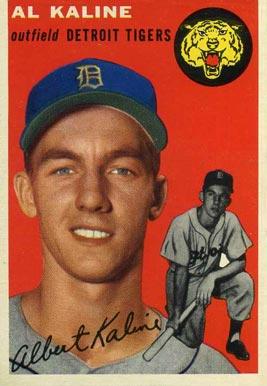 Topps 1954 Baseball Cards Bbc Emporium