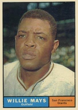 Topps 1961 Baseball Cards Bbc Emporium