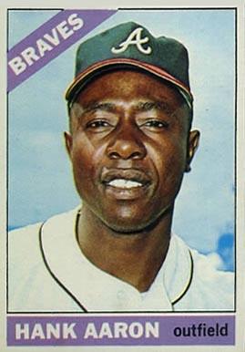Topps 1966 Baseball Cards Bbc Emporium